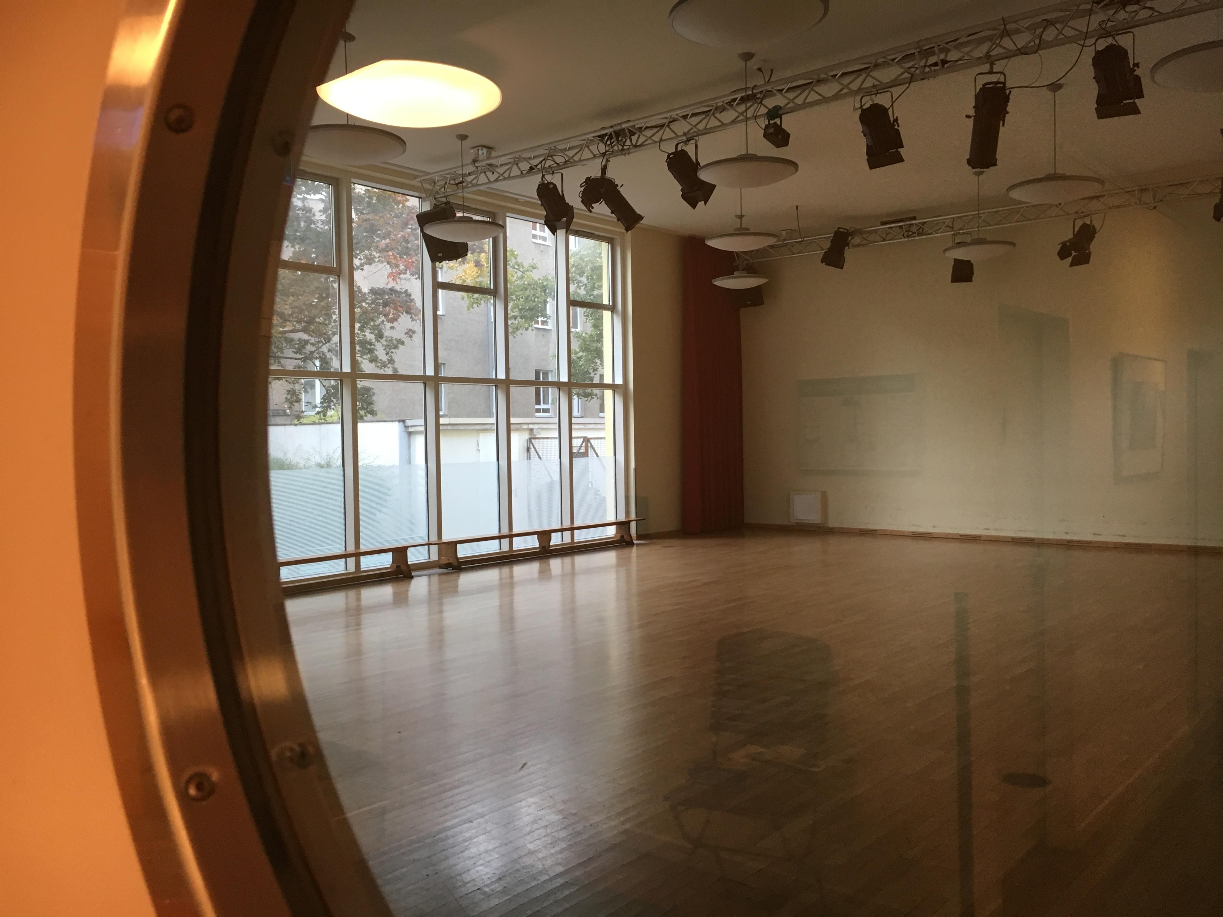 Erster IntoDance Workshop in Friedenau