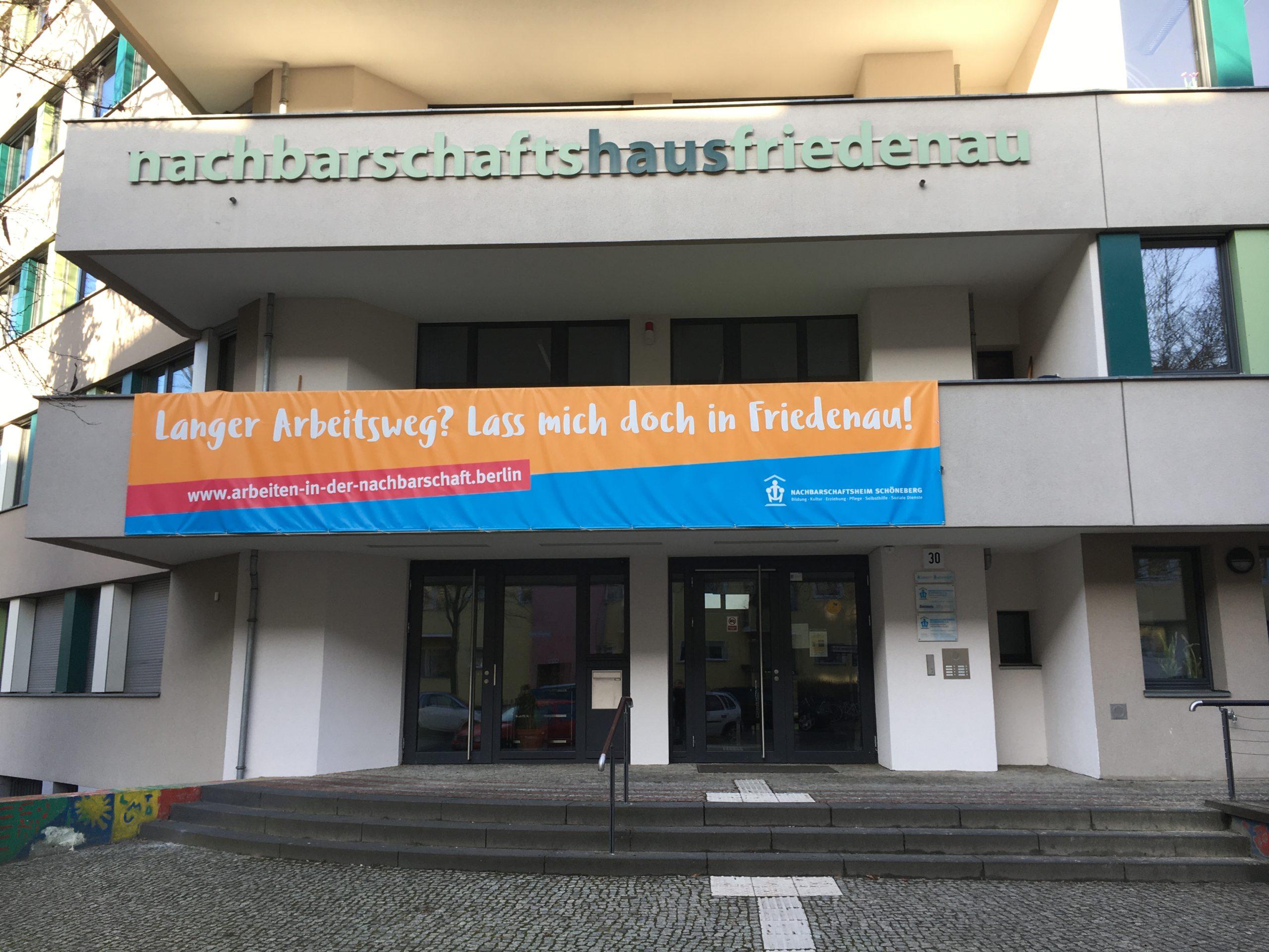 Neuer IntoDance Workshop in Friedenau